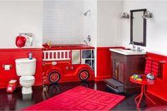 model kamar mandi anak laki - laki sederhana