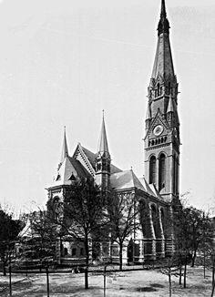 berlin ruine der georgenkirche am alexanderplatz sie war eine evangelische kirche die wie. Black Bedroom Furniture Sets. Home Design Ideas