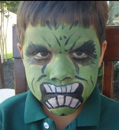 My Face Painting!~ im sure to pick up on it here soon w halloween comin up! thats my busy season! lol