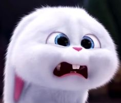 Rabbit Wallpaper, Bear Wallpaper, Cute Cartoon Characters, Cartoon Pics, Cute Disney Wallpaper, Cute Cartoon Wallpapers, Snowball Rabbit, Memes Lindos, Cute Bunny Cartoon