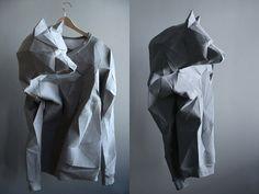 Architecture and fashion. T-shirt by Mashallah design and Linda Kostowski