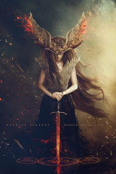 Celestial Warrior Liliel