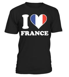 # I Love France French Flag Heart .  Tags: pedal, harder, shut, up, legs, Jen, Voigt, Tour, De, France, better, chic, en, francais, fashion, mieux, sounds, better, Eiffel, Tower, c'est, la, vie, paris, vintage, art, awesome, best, friends, birthday, boyfriend, cool, couples, crossfit, darth, vader, funny, geek, girlfriend, gym, hip, hop, hipster, husband, love, men, quote, star, wars, swag, text, vintage, wife, women, yoda, France, Jersey, Mountains, classification, Sprint, jersey, bike…