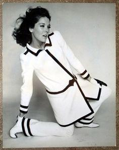 Mrs. Peel--I NEED that coat!