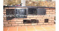 El Condor - Estufas de leña y Carbón - Fundición de Hierro, Bronce y Aluminio Condor, Flat Screen, Wood Stoves, Multifunctional Furniture, Gardens, Fire, Tiny House Plans, Fire Places, Coal Stove