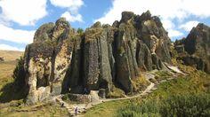 Cumbemayo, Cajamarca, Peru.