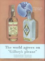 Gilbey's Spey-Royal Scotch 1947 Ad Picture
