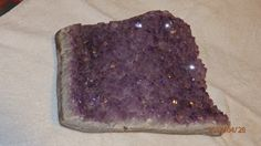 Huge amethyst cluster - size of A4+