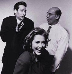 Mulder, you clown!