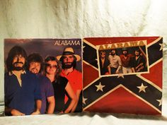 Alabama Mountain Music 1982 & Alabama T he Closer by DorenesXXOO