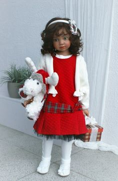 Tabea,new doll by Angela Sutter
