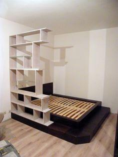 Кровать в нише от Сергея Сергелина.. Обсуждение на LiveInternet - Российский…