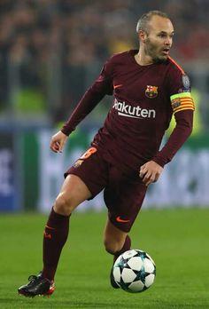 Andrés Iniesta #soccerlife