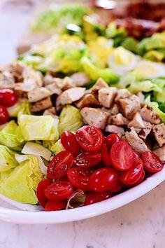 Cobb Salad by Ree Drummond / The Pioneer Woman, via Flickr
