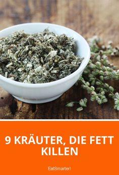 9 Kräuter, die Fett killen   eatsmarter.de