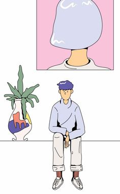 Personal Illustration - 02 on Behance