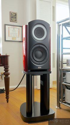 Audiophile Speakers, Monitor Speakers, Home Speakers, Bookshelf Speakers, Hifi Audio, Audio Speakers, Jl Audio, Audio Room, Audio Design