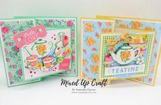 Joy Fold Card Joy Fold Card, Fancy Fold Cards, Folded Cards, Birthday Card Design, Birthday Cards, M Craft, Craft Ideas, Card Making Tutorials, Unique Cards