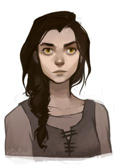 and one more sketch-of-how-i-picture-a-character-because-the-miniseries-failed-at-it. ellen (from pillars of the earth), who was supposed to...
