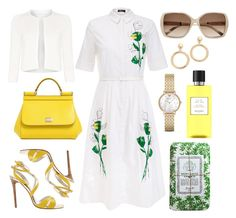 """ready for SPRING"" by mara-wink ❤ liked on Polyvore featuring Raoul, Elie Saab, Chloé, Kate Spade, Fresh, Emporio Armani, Hermès, HUGO and Dolce&Gabbana"