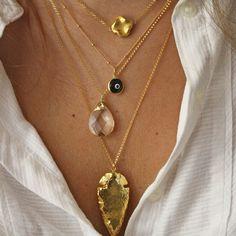 Camada de Colares #necklace #colar #accessories