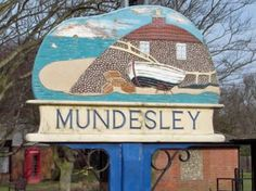Waddlers Rest, Mundesley-On-Sea, Norwich, Norfolk, Uk, England. Self Catering. Holiday. Travel. Accommodation. #AroundAboutBritain