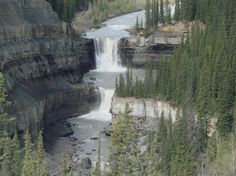 Crescent Falls, Clearwater County, AB 3 hour drive day trip
