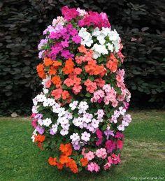 Вертикальные сады и огороды - Украшаем дачный участок