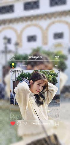 Korean Star, Korean Girl, Lock Screen Wallpaper, I Wallpaper, Cute Simple Wallpapers, Iu Twitter, G Dragon Fashion, Mobile Legend Wallpaper, Minimalist Wallpaper