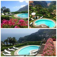 Villa Minuta, Italy