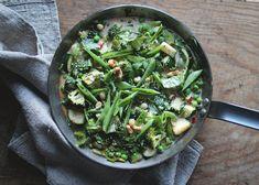 Grønn thaicurry med brokkoli — Happy Food Stories
