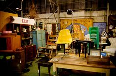Antique Tobacco Barn - Voted best place to buy antiques in western North Carolina! #hiddengems #antiquing #tobaccobarn
