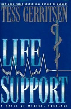 Read Life Support psychological thriller book by Tess Gerritsen . When an elderly patient with a critical, viral infection of the brain mysteriously vanishes from the emergency room, ER I Love Books, Good Books, Books To Read, Tess Gerritsen, Thriller Books, Mystery Books, Any Book, Book Authors, Bestselling Author