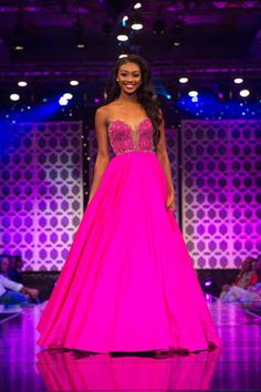 Miss Pennsylvania Teen USA 2015 Evening Gown: HIT or MISS?
