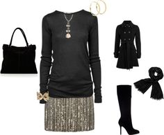 """""""Casual party outfit"""" by odonnellsinva ❤ liked on Polyvore"""