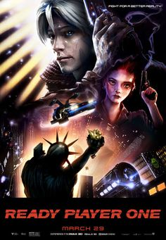 'Ready Player One' Spoof Movie Posters