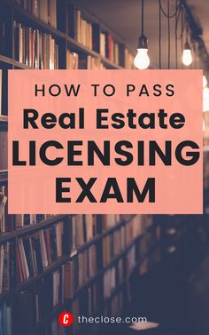 Real Estate Test, Real Estate Quotes, Real Estate Career, Real Estate License, Real Estate Business, Real Estate Investing, Real Estate Marketing, Real Estate Courses, Online Jobs From Home