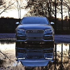 Car: 2016 @Audi S3 Sedan S-Tronic (300hp, 2.0 turbo) Performance: 0-100kmh(62mph) 4.70sec (tested), 5.0sec (official) Color: Daytona grey metallic Location: Malmö, Sweden Camera & lens: Canon Eos 5D Mark II / 24-70mm