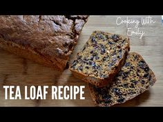 Tea loaf recipe, that is great for those on a low calorie diet. This easy to make moist tea loaf means you can have a small slice without the guilt. Fruit Loaf Recipe, Loaf Recipes, Easy Cake Recipes, Baking Recipes, Simple Fruit Cake Recipe, Tea Brack Recipe, Loaf Cake, Pound Cake, Sugar Free Fruits