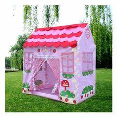 Green Leaf Princess Play Tent Castle by SID TRADING //.amazon.com/dp/B00B9LLQ8Y/refu003dcm_sw_r_pi_dp_wtttrb0AZJ2G9 | kids stuff | Pinterest | Front ...  sc 1 st  Pinterest & Green Leaf Princess Play Tent Castle by SID TRADING http://www ...