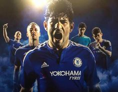 New CHELSEA kit: Is this the Blues' strip for the 2015-16 Premier League season?
