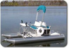 Would love to have this so we can piddle paddle around the lake!
