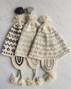 Andean Hats