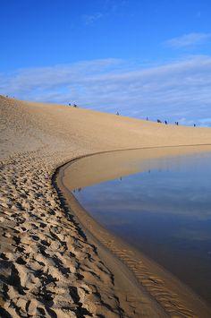 鳥取砂丘  Tottori Sand Dunes, Japan