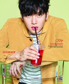 Ji Chang Wook Covers 10 Star For April | Couch Kimchi