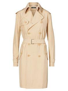 Trench Coat - Lauren Trenches & Rain Coats - RalphLauren.com
