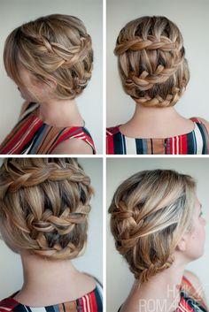 Hair Romance - 30 braids 30 days - 29 - S braid