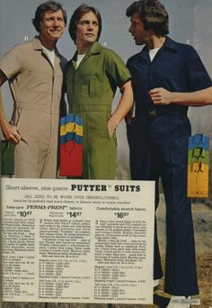 Sears '74: My Dad wore these all the time until they didn't make them anymore and all his old ones fell apart.