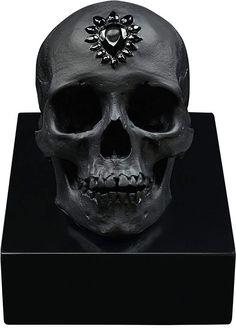 Lalique - Eternal Sleep Sculpture - Black