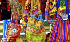 Colorful souvenirs in El Salvador  I have one !!!